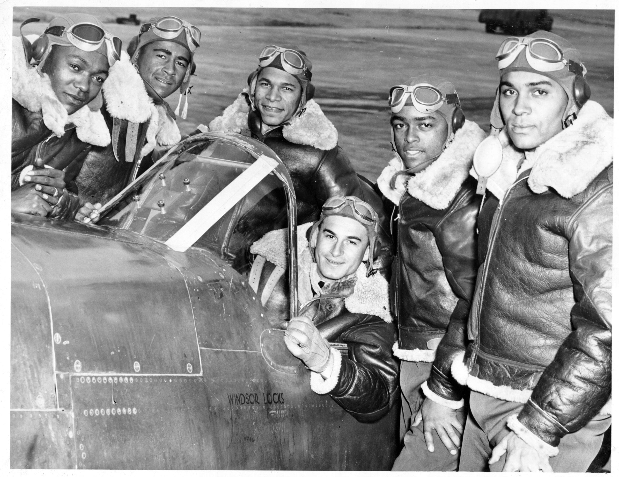 The Tuskegee Airmen | CAF RISE ABOVE