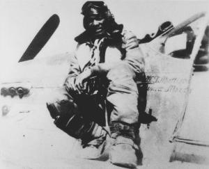 First Lieutenant Calvin Spann