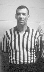 Henry Bowman, referee