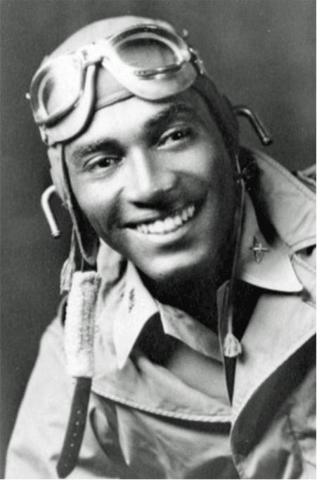 Lt Roosevelt Stiger.
